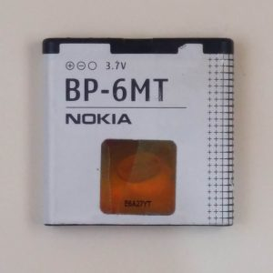 nokia e51 e51i mural 6750 n81 n82 6350 bp6mt battery