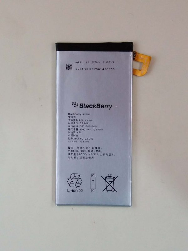 blackberry priv original battery