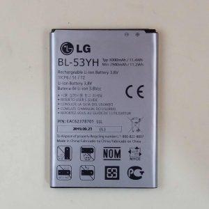 lg bl53yh vs985 f400 d850 d851 d855 ls990 ls740 vs985 g3 original battery,