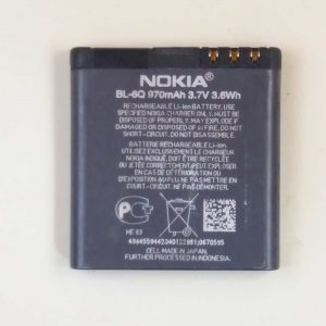 nokia bl6q back side